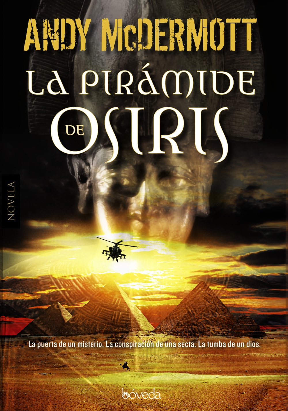 La pirámide de Osiris (ebook)