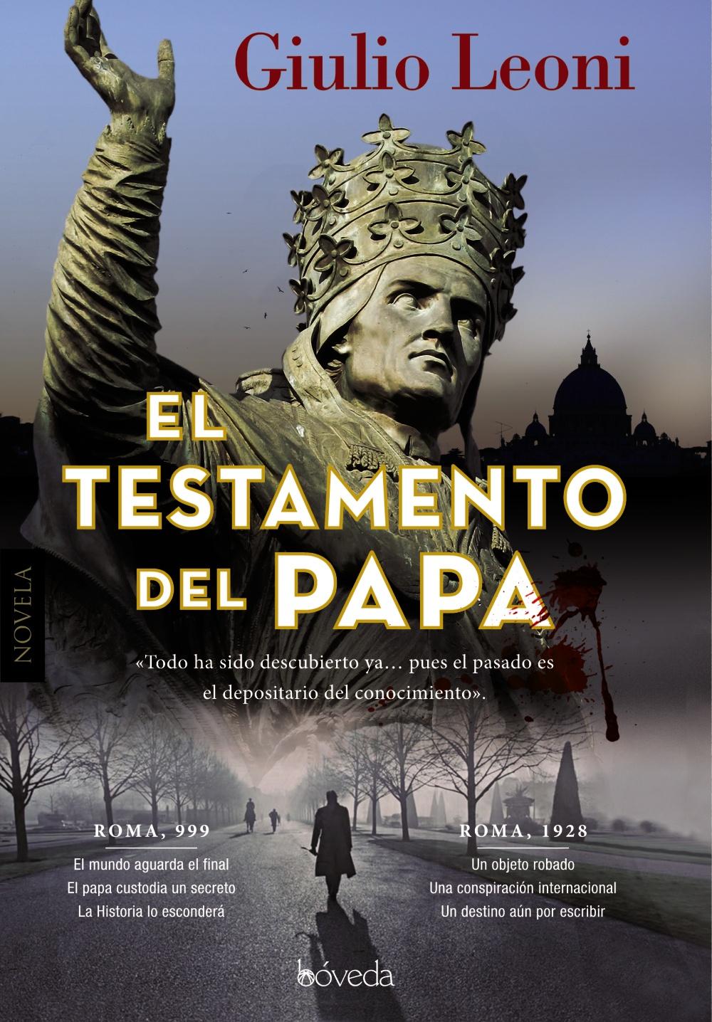 El testamento del Papa (ebook)