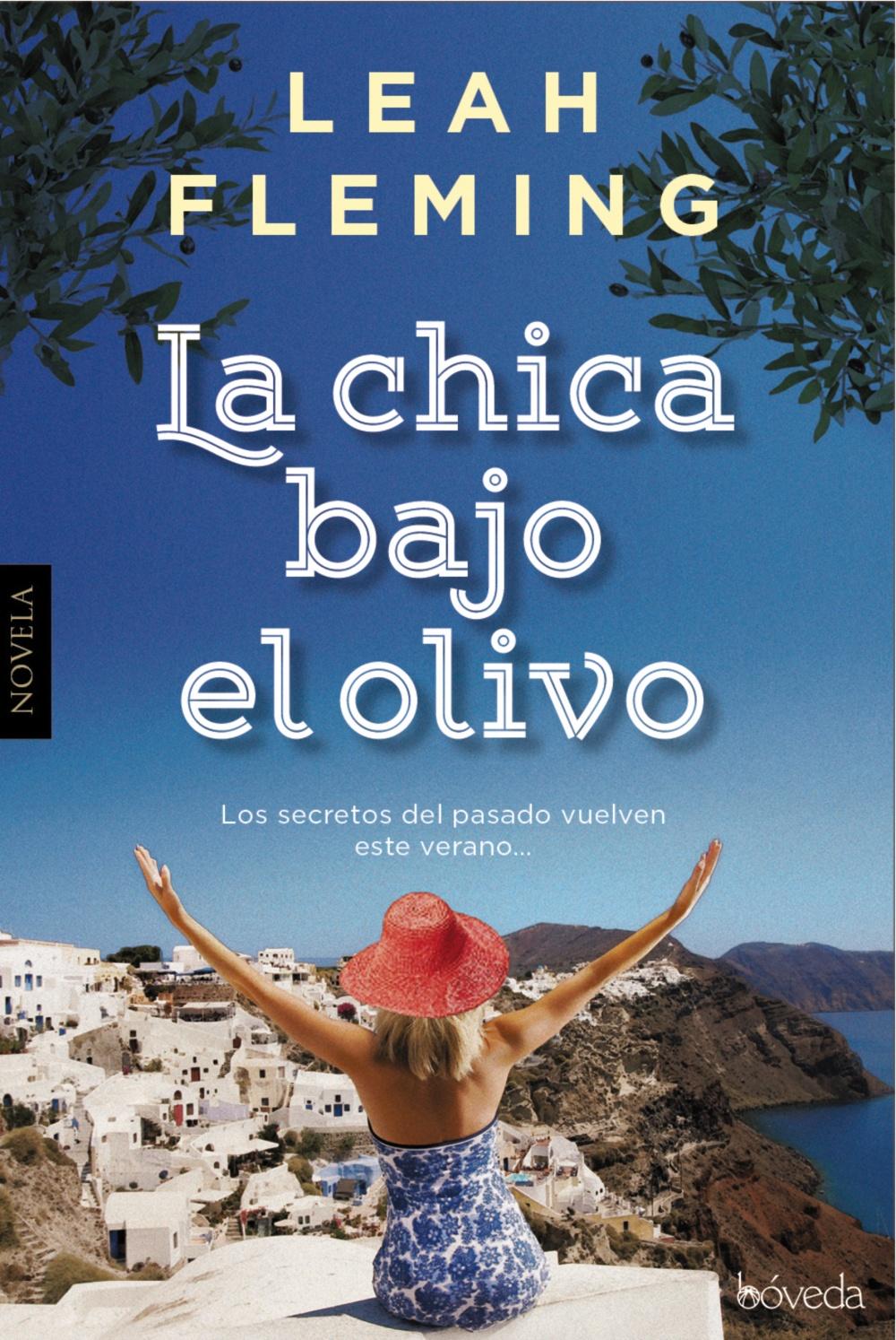 La chica bajo el olivo (ebook)