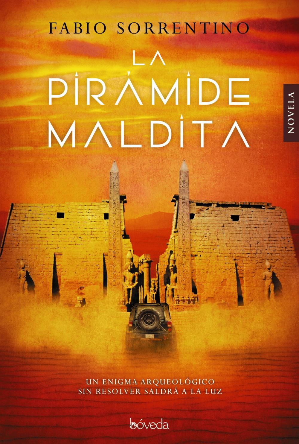La pirámide maldita (ebook)