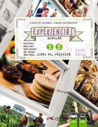 Experiencias 11 - 12 (B2). Libro del profesor
